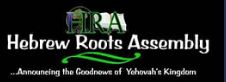 Hebrew Roots Assembly